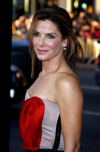 Sandra Bullock at 'All About Steve' World Premiere - Arrivals - Grauman's Chinese Theater, Hollywood, CA, USA