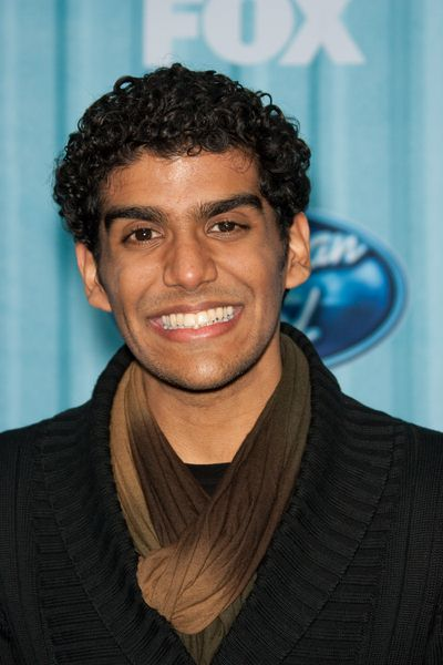 Jorge Nunez at American Idol Top 13 Party - Area, Los Angeles, CA, USA