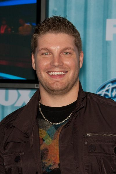 Michael Sarver at American Idol Top 13 Party - Area, Los Angeles, CA, USA