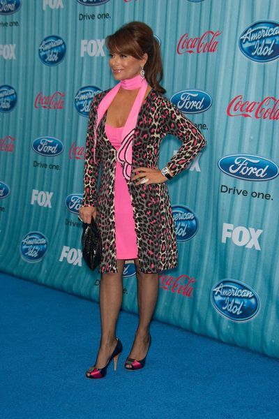 Paula Abdul at American Idol Top 13 Party - Area, Los Angeles, CA, USA