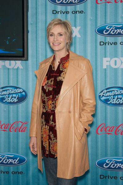 Jane Lynch at American Idol Top 13 Party - Area, Los Angeles, CA, USA