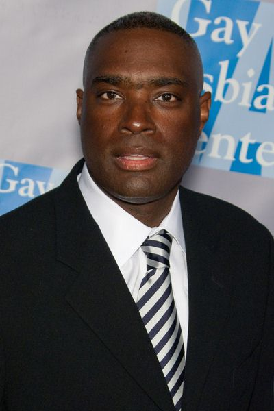 Antwone Fisher at An Evening with Women: Celebrating Art, Music and Equality - Beverly Hilton Hotel, Beverly Hills, CA, USA