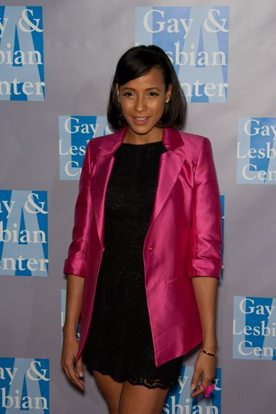 Dania Ramirez at An Evening with Women: Celebrating Art, Music and Equality - Beverly Hilton Hotel, Beverly Hills, CA, USA