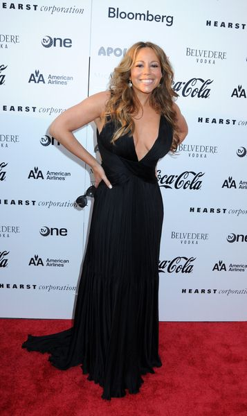 Mariah Carey at Apollo Theater 75th Anniversary Gala - Apollo Theater, New York City, NY, USA