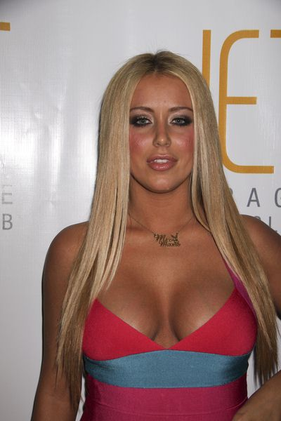 Aubrey O'Day at Aubrey O'Day Celebrates Her 25th Birthday at Jet Las Vegas - Jet Nightclub at the Mirage Hotel and Casino, Las Vegas, NV, USA