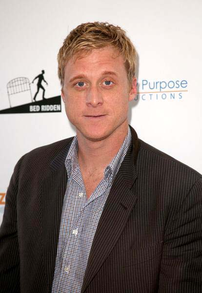 Alan Tudyk at 'Bed Ridden' Los Angeles Premiere - The Wilshire Fine Arts Theater, Beverly Hills, CA, USA