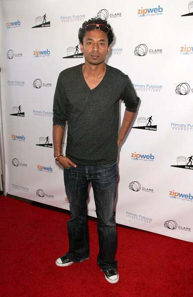 Anil Raman at 'Bed Ridden' Los Angeles Premiere - The Wilshire Fine Arts Theater, Beverly Hills, CA, USA