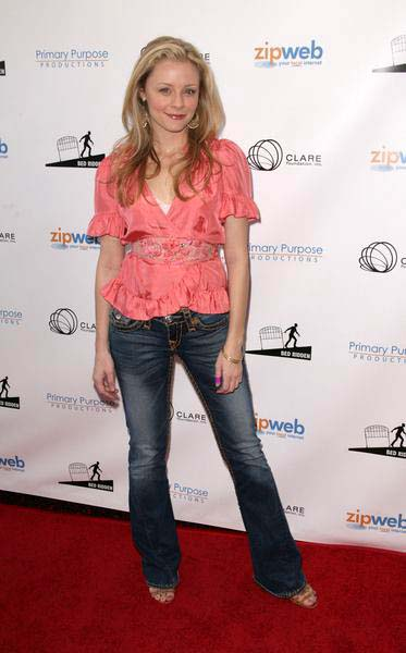 Jessica Cauffiel at 'Bed Ridden' Los Angeles Premiere - The Wilshire Fine Arts Theater, Beverly Hills, CA, USA