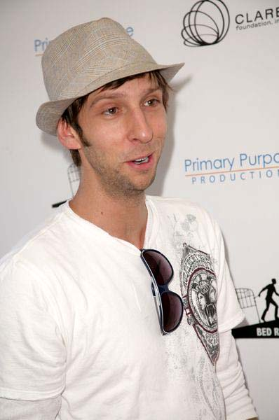 Joel David Moore at 'Bed Ridden' Los Angeles Premiere - The Wilshire Fine Arts Theater, Beverly Hills, CA, USA