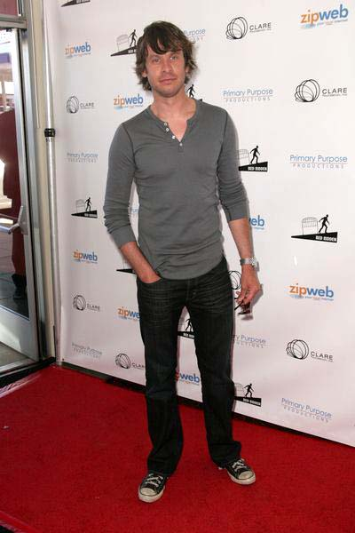 John Campbell at 'Bed Ridden' Los Angeles Premiere - The Wilshire Fine Arts Theater, Beverly Hills, CA, USA