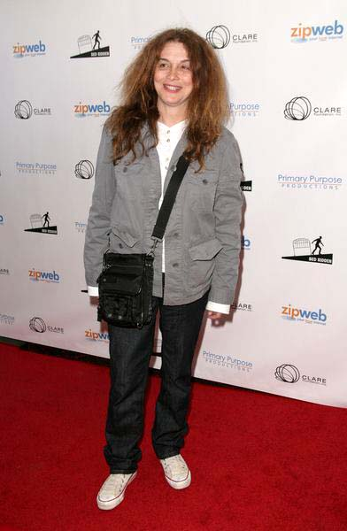 Melanie Mayron at 'Bed Ridden' Los Angeles Premiere - The Wilshire Fine Arts Theater, Beverly Hills, CA, USA