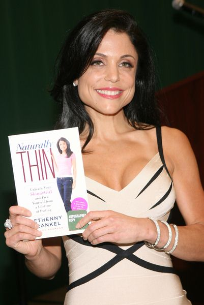 Bethenny Frankel at Bethenny Frankel Signs Copies of Her Book 'Naturally Thin' at Barnes and Noble Tribeca, 97 Warren Street, New York City, NY, USA
