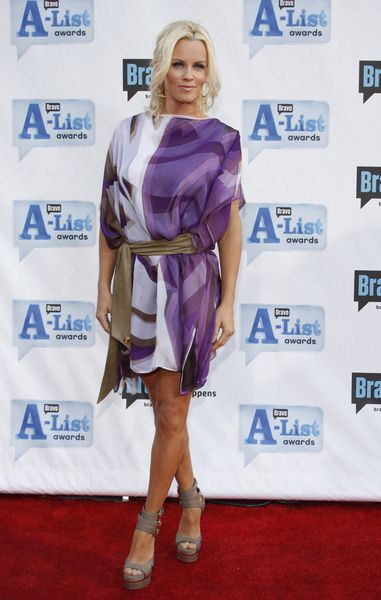 Jenny McCarthy at Bravo's 2nd Annual A-List Awards at Orpheum Theatre in Los Angeles, CA, USA