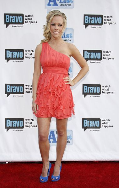 Kendra Wilkinson at Bravo's 2nd Annual A-List Awards at Orpheum Theatre in Los Angeles, CA, USA