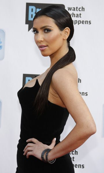 Kim Kardashian at Bravo's 2nd Annual A-List Awards at Orpheum Theatre in Los Angeles, CA, USA