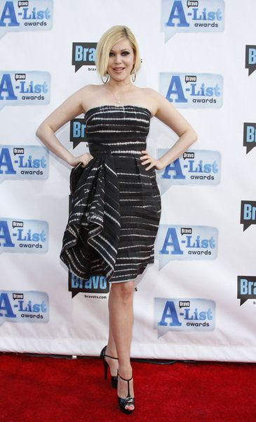 Shanna Moakler at Bravo's 2nd Annual A-List Awards at Orpheum Theatre in Los Angeles, CA, USA