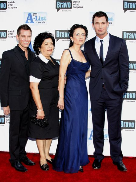 Jeff Lewis at Bravo's 2nd Annual A-List Awards at Orpheum Theatre in Los Angeles, CA, USA