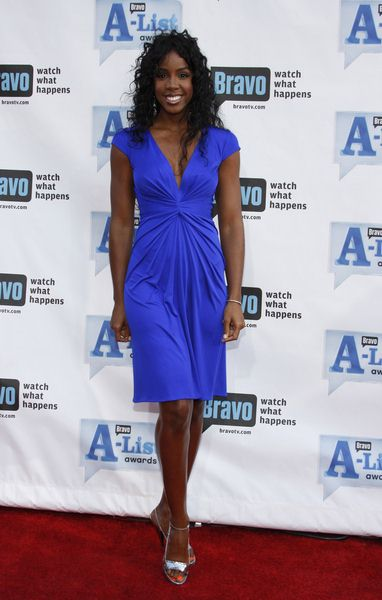 Kelly Rowland at Bravo's 2nd Annual A-List Awards at Orpheum Theatre in Los Angeles, CA, USA