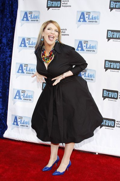 Lisa Lampanelli at Bravo's 2nd Annual A-List Awards at Orpheum Theatre in Los Angeles, CA, USA