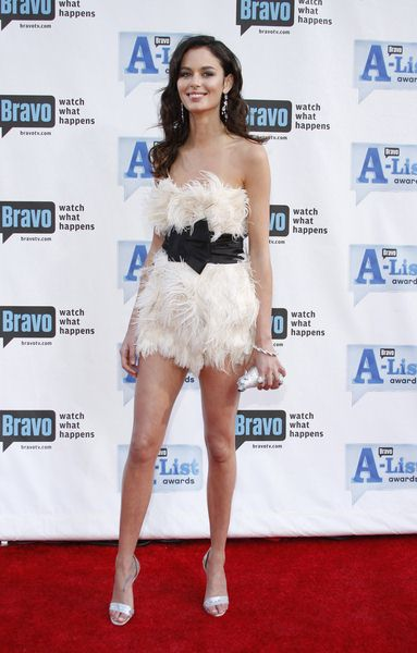 Nicole Trunfio at Bravo's 2nd Annual A-List Awards at Orpheum Theatre in Los Angeles, CA, USA