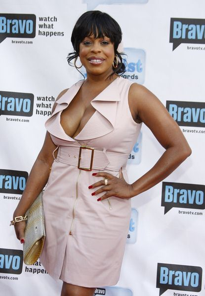 Niecy Nash at Bravo's 2nd Annual A-List Awards at Orpheum Theatre in Los Angeles, CA, USA