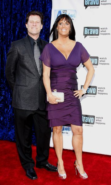 Patti Stanger at Bravo's 2nd Annual A-List Awards at Orpheum Theatre in Los Angeles, CA, USA
