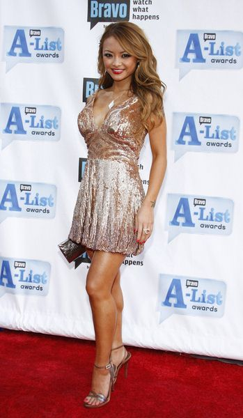 Tila Tequila at Bravo's 2nd Annual A-List Awards at Orpheum Theatre in Los Angeles, CA, USA
