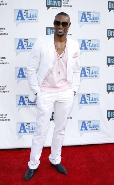 Tyson Beckford at Bravo's 2nd Annual A-List Awards at Orpheum Theatre in Los Angeles, CA, USA