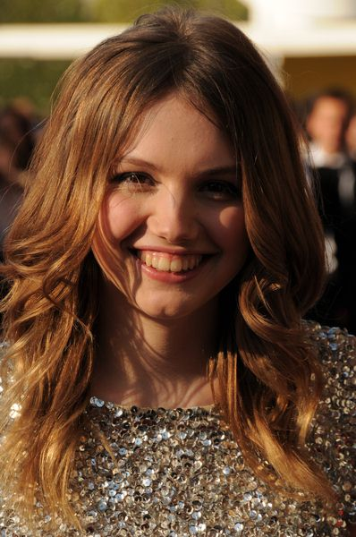 Hannah Murray at British Academy Television Awards 2009 - London's Royal Festival Hall, London, UK