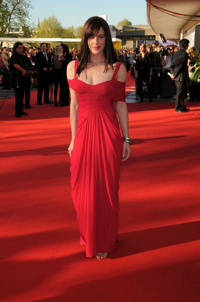 Michelle Ryan at British Academy Television Awards 2009 - London's Royal Festival Hall, London, UK