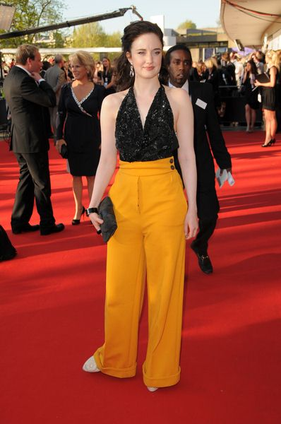 Andrea Riseborough at British Academy Television Awards 2009 - London's Royal Festival Hall, London, UK
