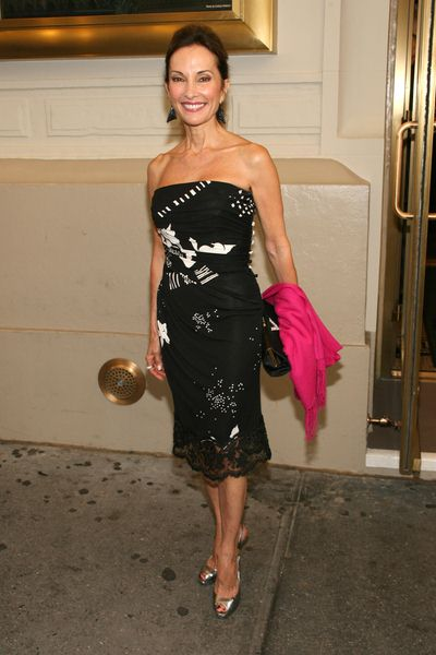 Susan Lucci at 'Burn the Floor' Opening Night on Broadway - Longacre Theatre, 220 West 48th Street, New York City, NY, USA