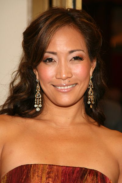 Carrie Ann Inaba at 'Burn the Floor' Opening Night on Broadway - Longacre Theatre, 220 West 48th Street, New York City, NY, USA