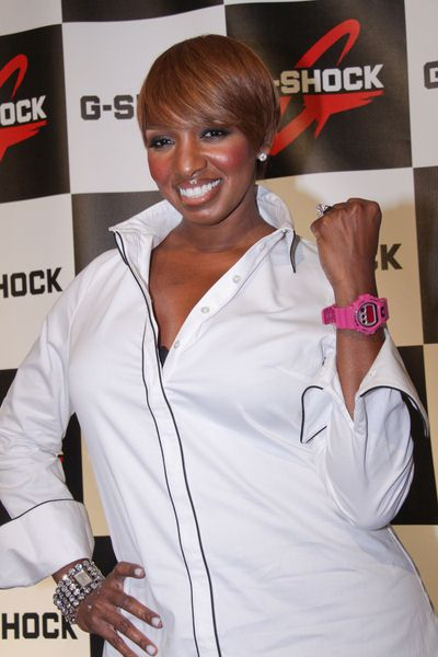 NeNe Leakes at Casio G-Shock Presents 'Shock the World Tour' at Cipriani's Restaurant, Wall Street, New York City, NY, USA