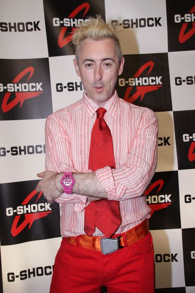 Alan Cumming at Casio G-Shock Presents 'Shock the World Tour' at Cipriani's Restaurant, Wall Street, New York City, NY, USA