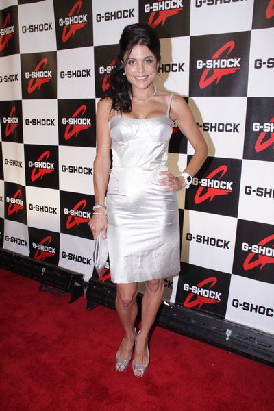 Bethenny Frankel at Casio G-Shock Presents 'Shock the World Tour' at Cipriani's Restaurant, Wall Street, New York City, NY, USA