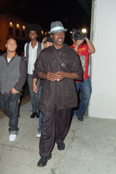 Wesley Snipes at Celebrities Departing Playhouse Club in Hollywood on July 19 - Playhouse Club, Hollywood, CA, USA