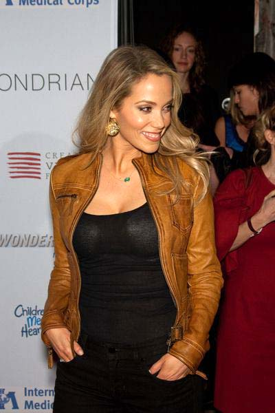 Elizabeth Berkley at Children Mending Hearts at House of Blues in Los Angeles, CA, USA