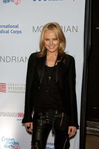 Malin Akerman at Children Mending Hearts at House of Blues in Los Angeles, CA, USA