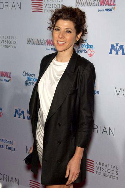 Marisa Tomei at Children Mending Hearts at House of Blues in Los Angeles, CA, USA