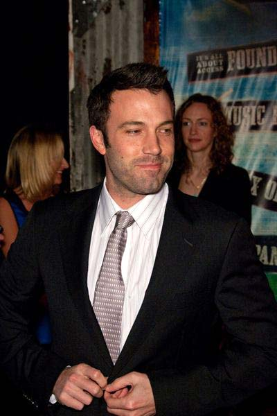 Ben Affleck at Children Mending Hearts at House of Blues in Los Angeles, CA, USA