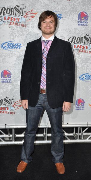 Derek Miller at Comedy Central Presents 'The Roast of Larry the Cable Guy' - Warner Brothers Studios, Burbank, CA, USA