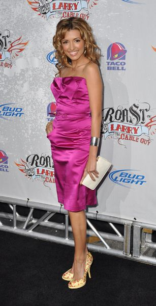 India de Beaufort at Comedy Central Presents 'The Roast of Larry the Cable Guy' - Warner Brothers Studios, Burbank, CA, USA