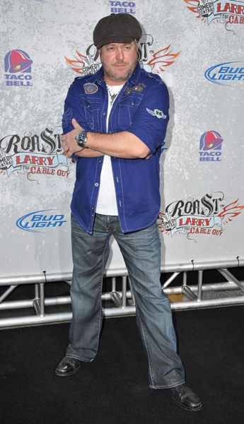Gary Valentine at Comedy Central Presents 'The Roast of Larry the Cable Guy' - Warner Brothers Studios, Burbank, CA, USA