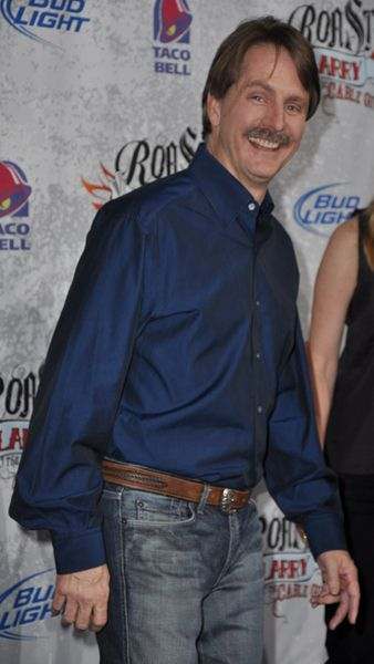 Jeff Foxworthy at Comedy Central Presents 'The Roast of Larry the Cable Guy' - Warner Brothers Studios, Burbank, CA, USA