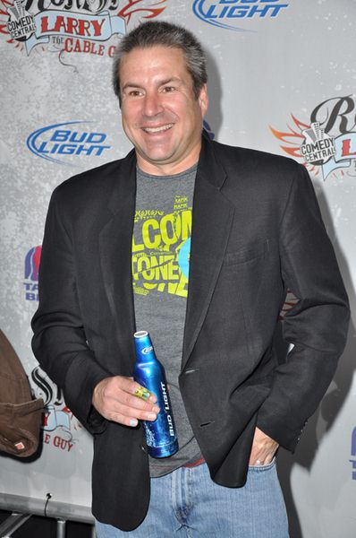 John Melendez at Comedy Central Presents 'The Roast of Larry the Cable Guy' - Warner Brothers Studios, Burbank, CA, USA