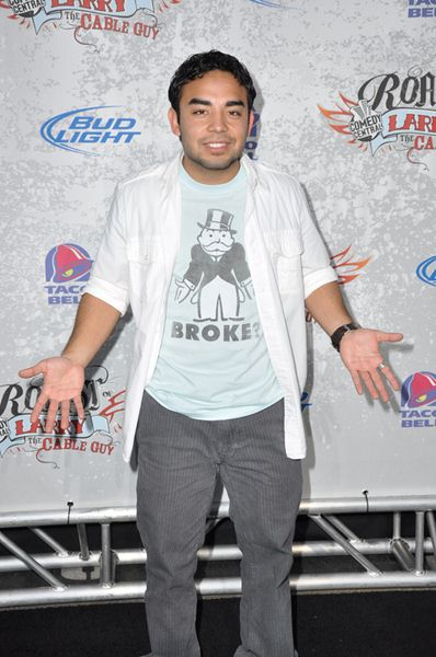 Marques Ray at Comedy Central Presents 'The Roast of Larry the Cable Guy' - Warner Brothers Studios, Burbank, CA, USA