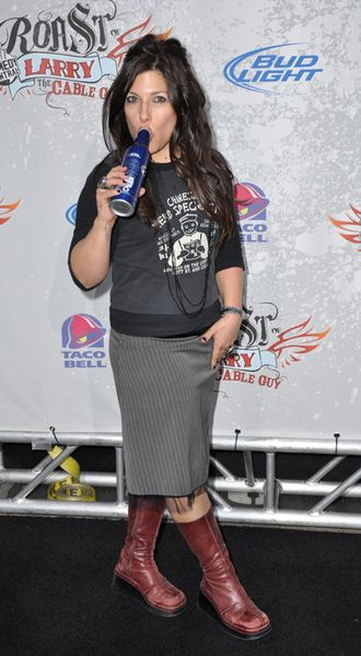 Rebecca Corry at Comedy Central Presents 'The Roast of Larry the Cable Guy' - Warner Brothers Studios, Burbank, CA, USA
