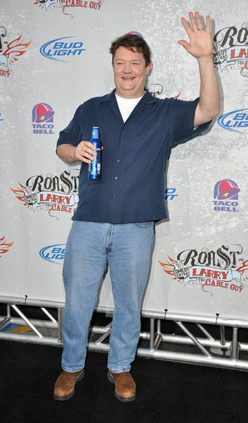 Reno Collier at Comedy Central Presents 'The Roast of Larry the Cable Guy' - Warner Brothers Studios, Burbank, CA, USA
