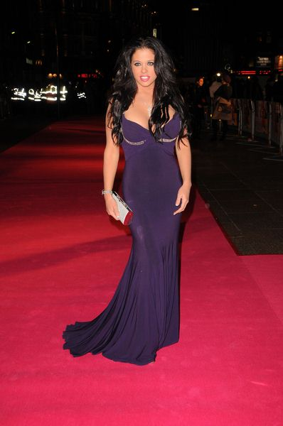 Bianca Gascoigne at 'Confessions of a Shopaholic' UK Premiere at Empire, Leicester Square, London, UK